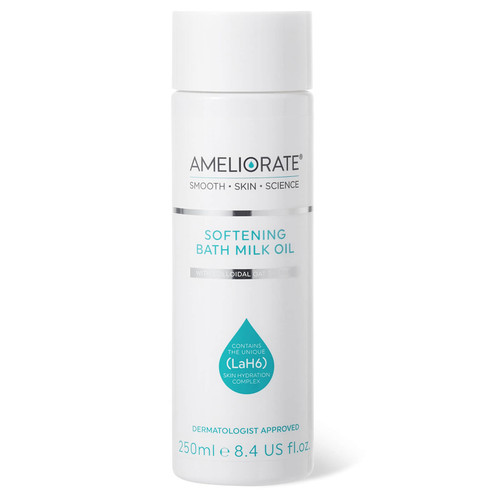 AMELIORATE Softening Milk Bath Oil-250ml