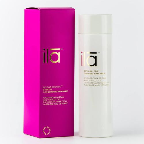 ila-spa Glowing Radiance Bath Oil-200ml