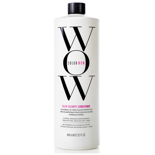 Color WOW for Normal and Thick Color Security Conditioner-946ml