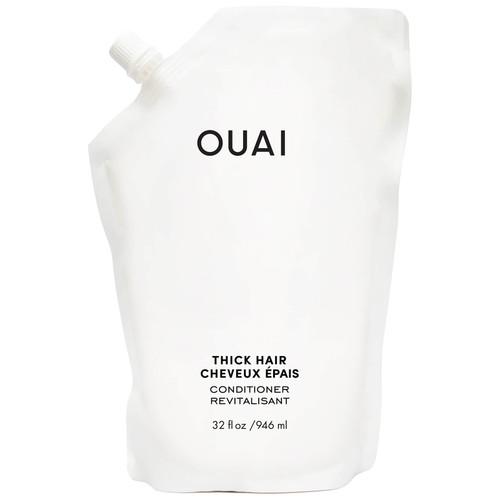 OUAI Refill Thick Hair Conditioner-946ml