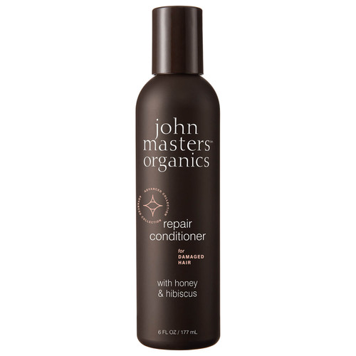 John Masters Organics Conditioner with Honey & Hibiscus for Damaged Hair-177ml