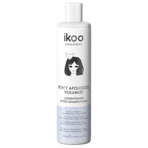 ikoo Conditioner Volumize Don't Apologize-250ml