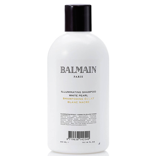 Balmain White Pearl Hair Illuminating Shampoo-300ml