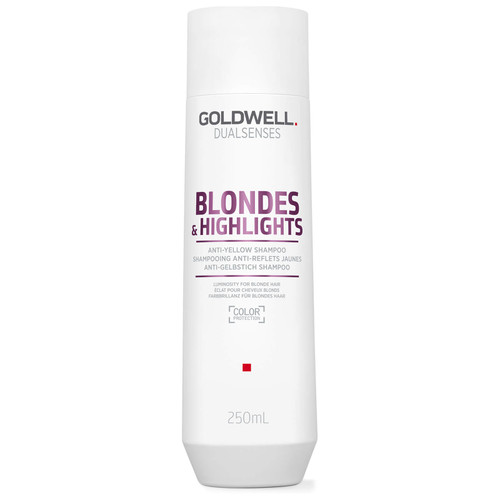 Goldwell Dualsenses Blonde and Highlights Anti-Yellow Shampoo-250ml