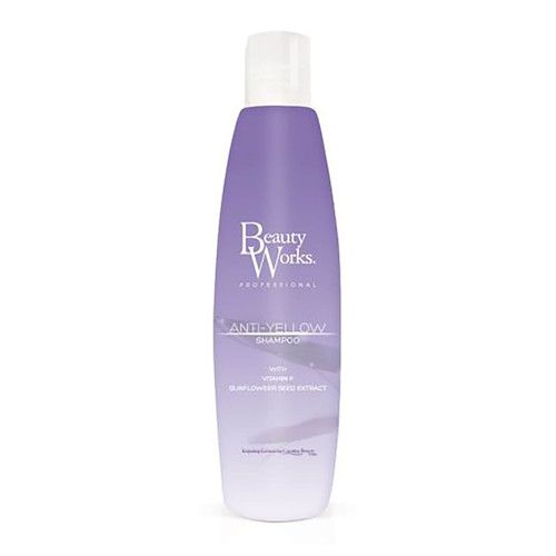 Beauty Works Anti-Yellow Shampoo-200ml