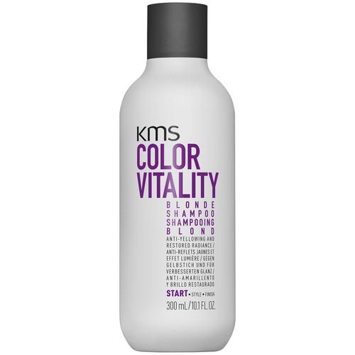 KMS Colour Vitality Blonde Shampoo-300ml