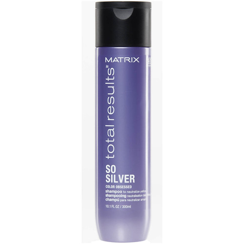 Matrix Total for Toning Blondes Greys and Silvers Results So Silver Purple Shampoo-300ml