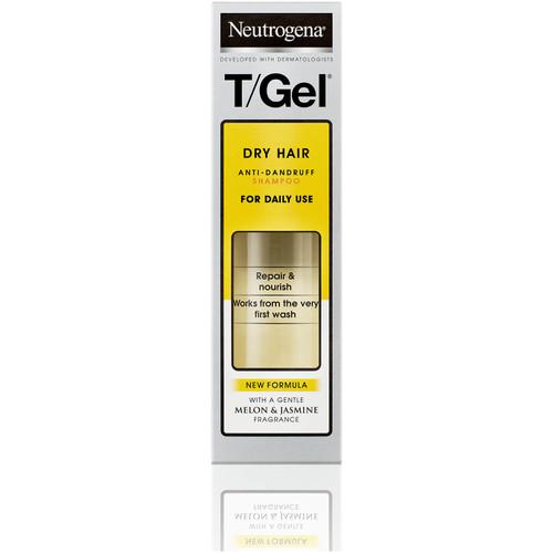 Neutrogena T/Gel for Dry Hair-250ml