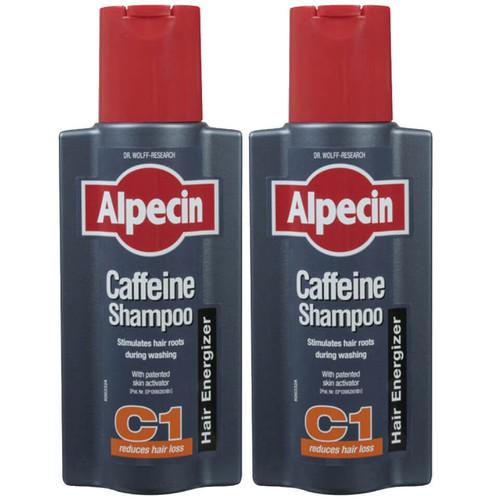 Alpecin Caffeine Shampoo C1 Duo-250ml