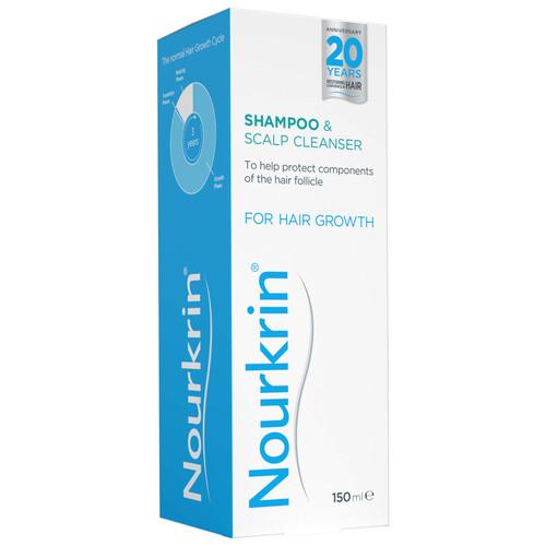Nourkrin Shampoo and Scalp Cleanser-100ml