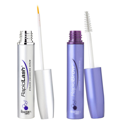 Rapid Brow Eyelash Enhancing Serum