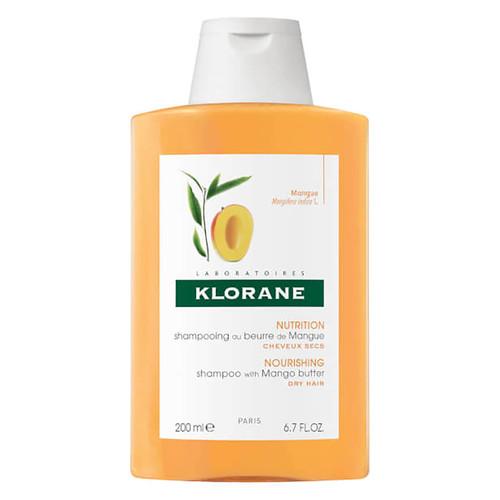 KLORANE Mango Butter Shampoo-200ml