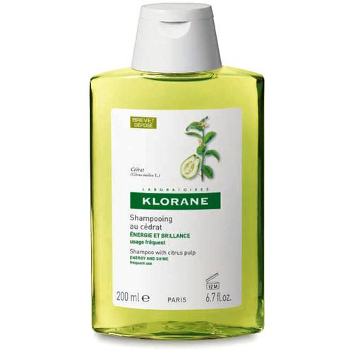 KLORANE Citrus Pulp Shampoo 6.7oz-200ml