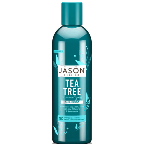 JASON Normalizing Tea Tree Treatment Shampoo-517ml