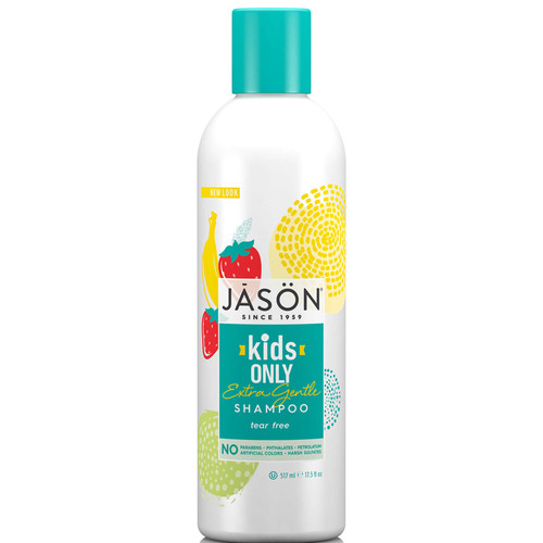 JASON Kids Only Extra Gentle Shampoo-517ml