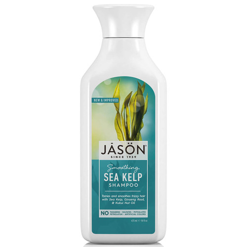JASON Smoothing Sea Kelp Shampoo-473ml