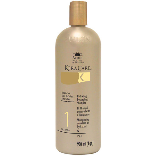KeraCare Hydrating Detangling Shampoo-950ml