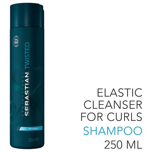 Sebastian Professional Twisted Elastic Cleanser Shampoo-250ml
