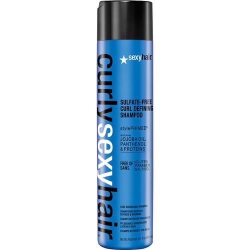 Sexy Hair Curly Curl Defining Shampoo-300ml