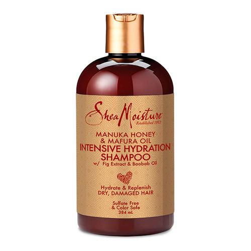 Shea Moisture Manuka Honey & Mafura Oil Intensive Hydration Shampoo-384ml