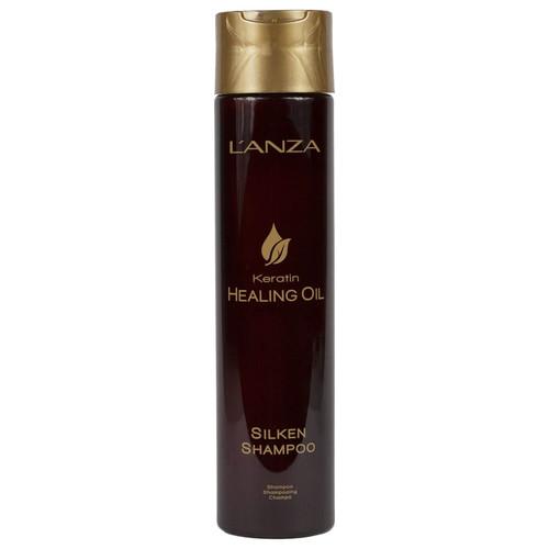 L'Anza Keratin Healing Oil Silken Shampoo-300ml