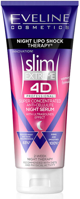 Eveline Cosmetics Slim Extreme 4D Fat Burning Night Lipo Thearpy
