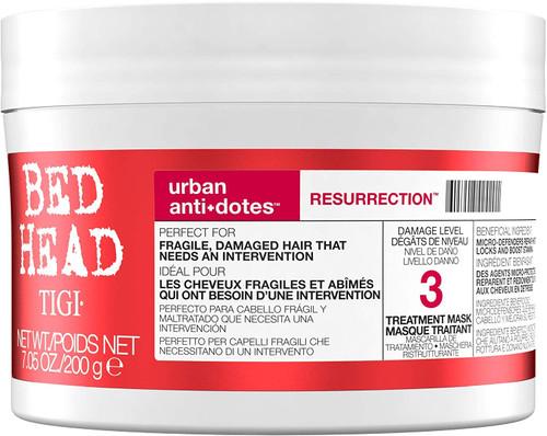 Bed Head Resurrection Hair Mask for Damaged Hair- 200g
