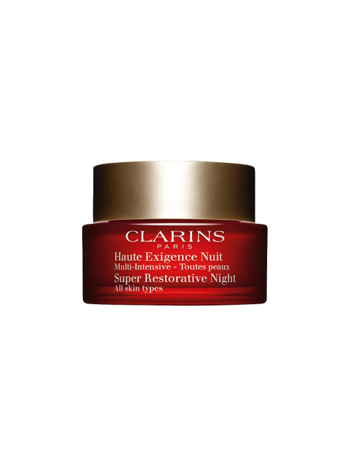 Clarins All Skin Types Super Restorative Night Cream-50ml