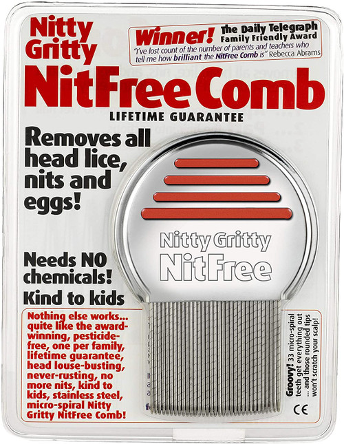 Nitty Gritty Nit Comb For Removal Of LIces