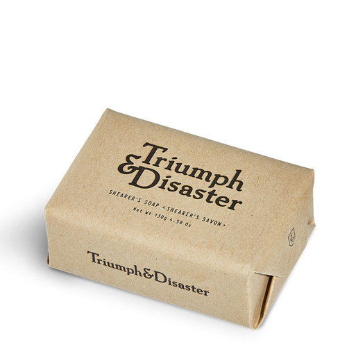 Triumph & Disaster Shearers Soap-130g