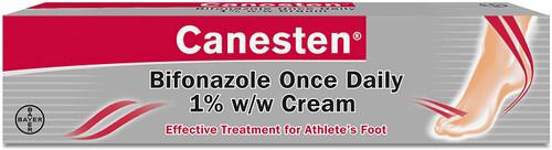 Canesten Bifonazole Antifungal Athlete's Foot Cream