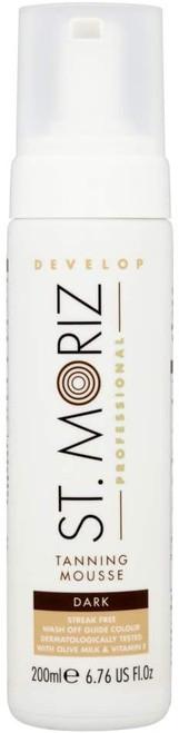 St. Moriz Dark Tanning Mousse - 200ml