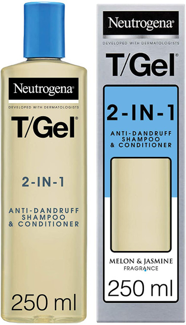 Neutrogena Anti Dandruff Shampoo Plus Conditioner - 250ml