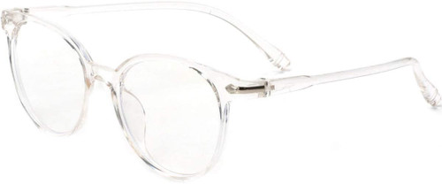 WOLONO Blue Light Blocking Glasses Clear Frame