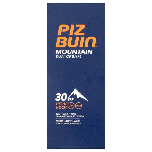 Piz Buin High SPF30 Mountain Sun Cream-50ml