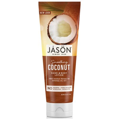 JASON Smoothing Coconut Hand & Body Lotion-227g