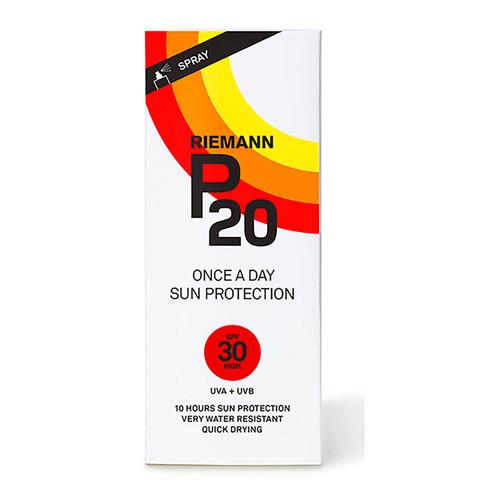 Riemann P20 Once a Day Sun Protection Spray SPF30-200ml