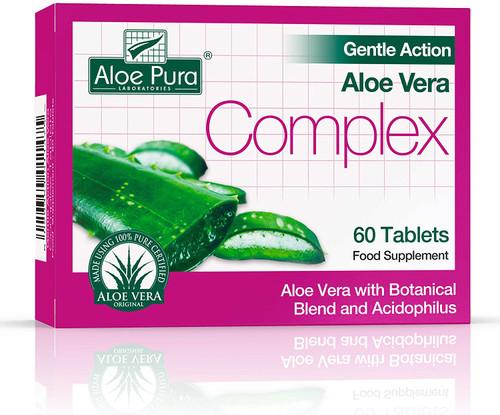 Aloe Pura Gentle Action Aloe Vera Food Supplement