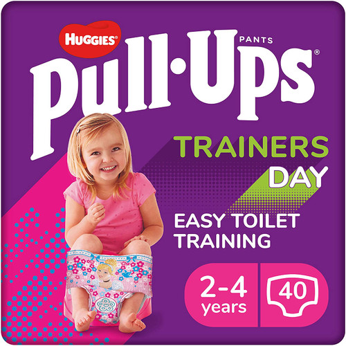 Huggies Kids Pull Ups Training Pants