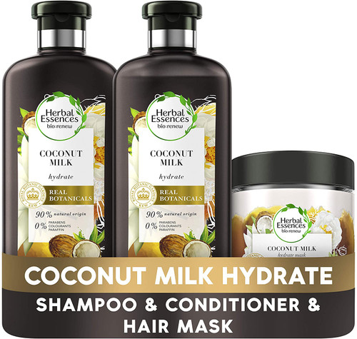 Herbal Essences Coconut Milk Set for Hydrating Hair