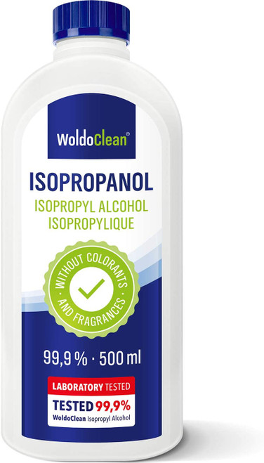 WoldoClean Isopropyl Cleaning Alcohol - 500ml