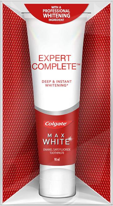 Colgate Max Whitening Fluoride Toothpaste - 90 ml