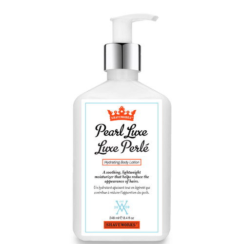 Shaveworks Pearl Luxe Hydrating Body Lotion-248ml
