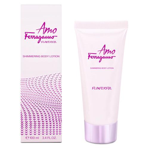 Salvatore Ferragamo Amo Flowerful Body Lotion-200ml