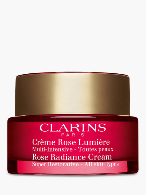 Clarins Radiance CreamSuper Restorative Rose-50ml