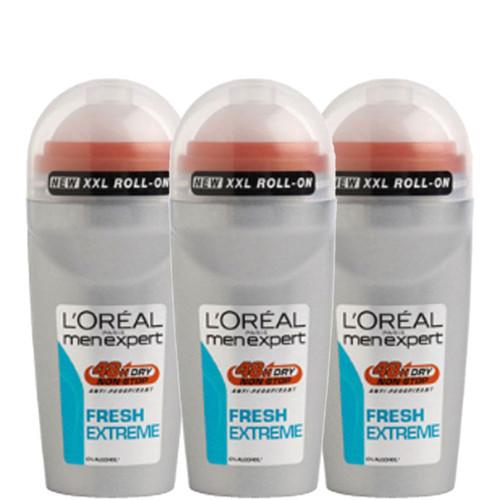 L'Oréal Paris Men Expert Fresh Extreme Deodorant Roll-On-50ml