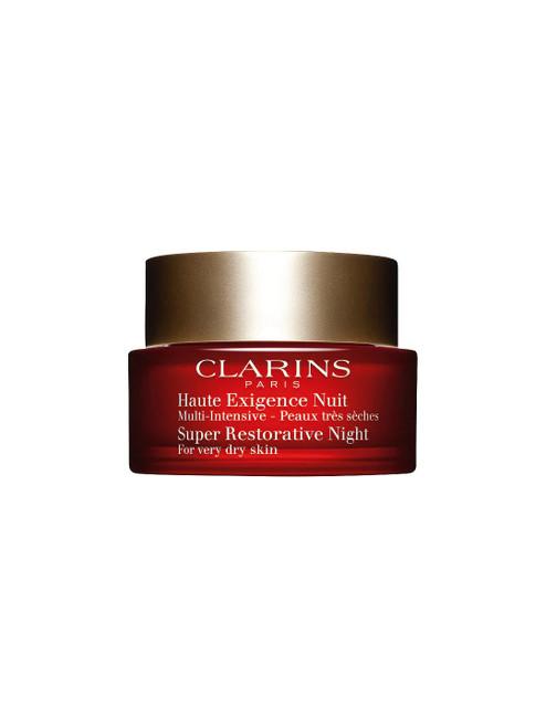 Clarins Super Restorative Night Cream For Very Dry Skin-50ml