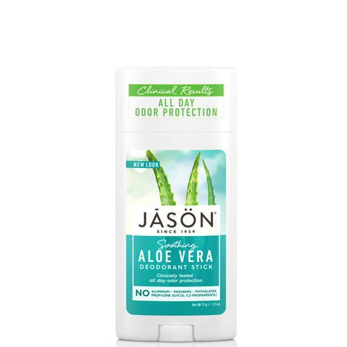 JASON Soothing Aloe Vera Deodorant Stick-71g