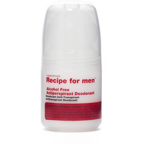 Recipe for Men Antiperspirant Roll on Deodorant-60ml