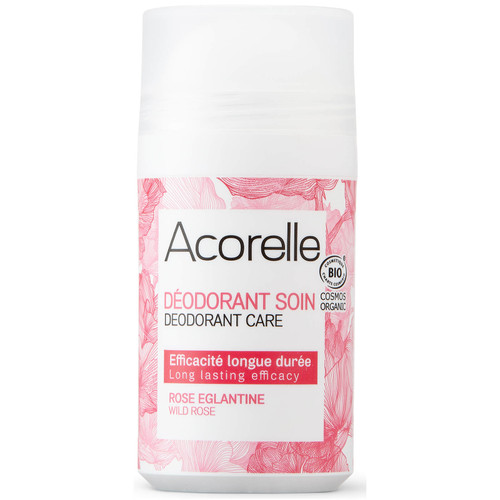 Acorelle Care Wild Rose Roller Ball Deodorant-50ml